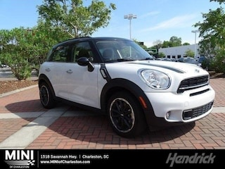 Certified Pre-Owned 2016 MINI Cooper Countryman S SUV for sale in Charleston