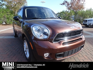 Certified Pre-Owned 2015 MINI Cooper Countryman S SUV for sale in Charleston