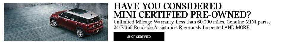 MINI Certified