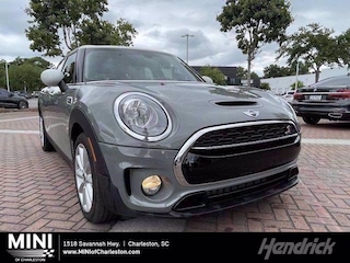 Certified Pre-Owned 2018 MINI Clubman Cooper S Wagon for sale in Charleston