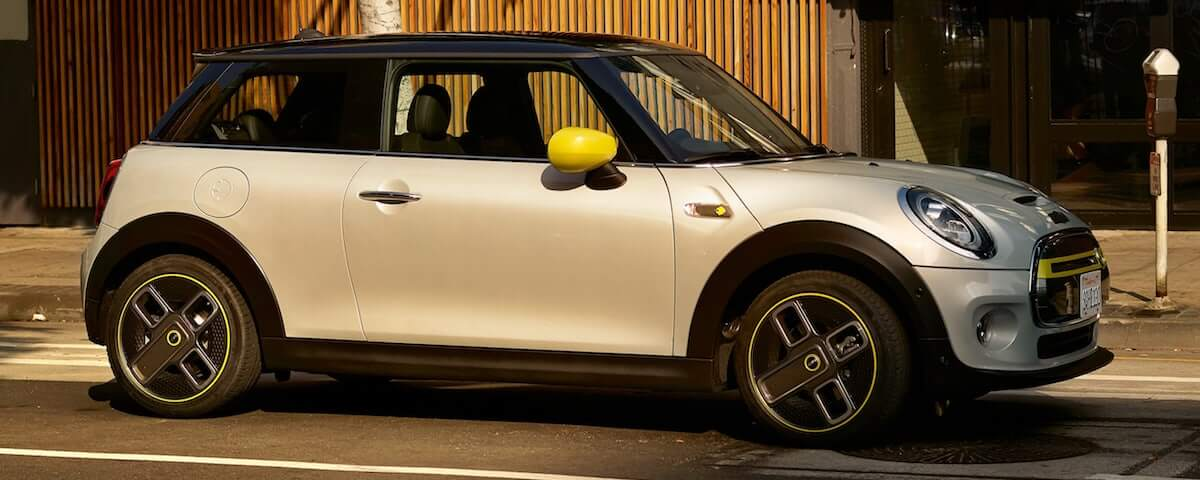 The All-New MINI Electric