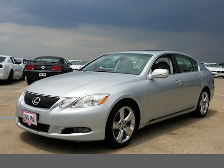 2010 LEXUS GS 350 4dr Car
