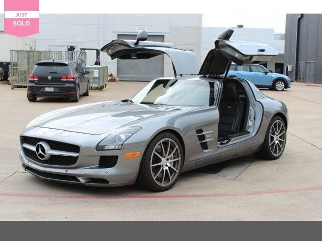 2012 Mercedes-Benz SLS AMG SLS AMG 2dr Car