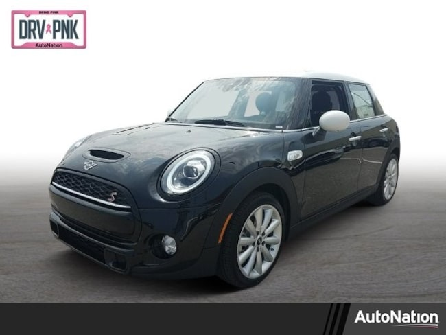 2019 MINI Hardtop 4 Door Cooper S 4dr Car