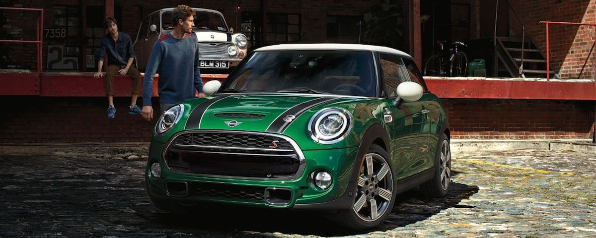 60 Years Special Edition MINI Cooper front