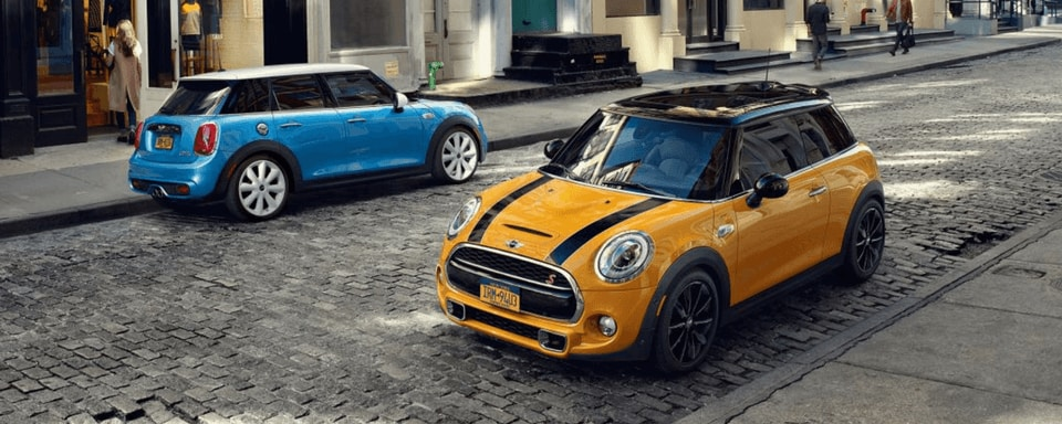 Should I Lease or Buy a New MINI?