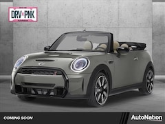 2022 MINI Convertible Cooper 2dr Car