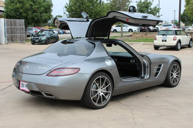... 2012 Mercedes Benz SLS AMG SLS AMG 2dr Car ...