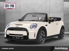 2022 MINI Convertible Cooper S 2dr Car
