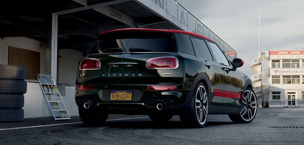 Exterior photo 2018 MINI Clubman