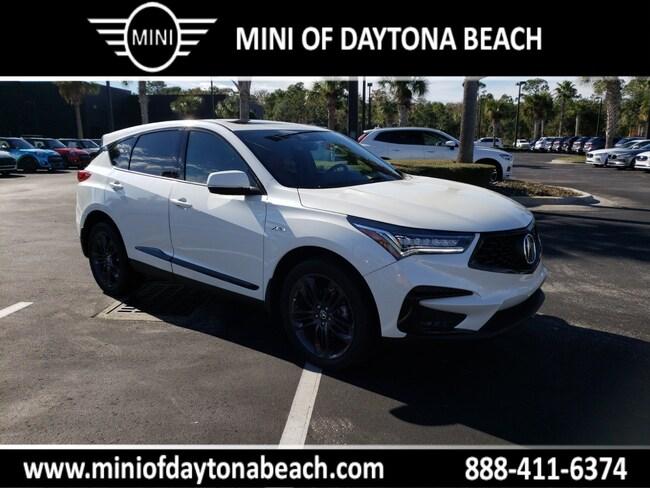 Used 2019 Acura Rdx For Sale At Mini Of Daytona Beach Vin