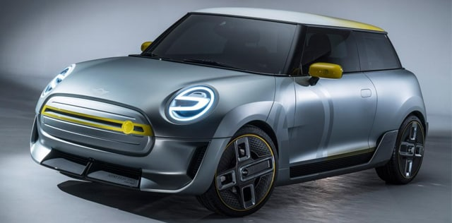 2019 MINI Electric