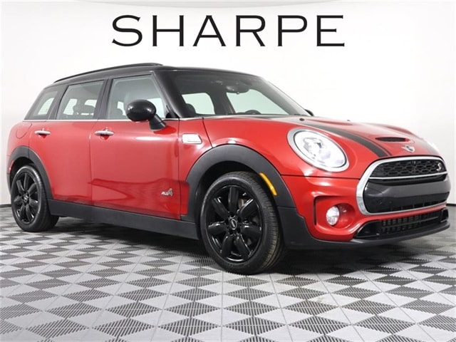 Used 2017 Mini Clubman For Sale At Jaguar Grand Rapids Vin