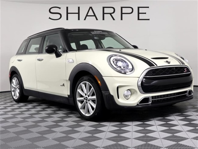 Used 2019 Mini Clubman For Sale At Mini Of Grand Rapids Vin
