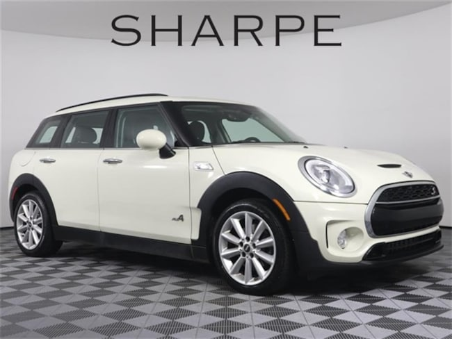 Used 2017 Mini Clubman For Sale At Mini Of Grand Rapids Vin