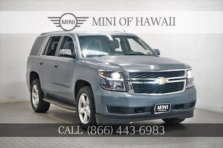 2015 Chevrolet LT Tahoe SUV