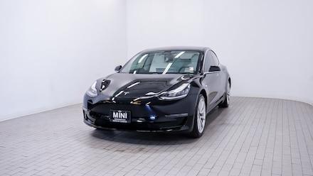2018 Tesla Model 3 Mid Range Sedan