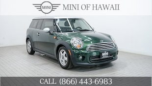 2011 MINI Cooper Clubman Base Wagon