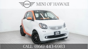 2016 smart Passion fortwo Coupe