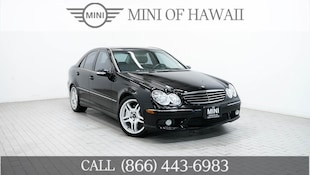 2005 Mercedes-Benz C 55 AMG® C-Class Sedan