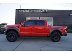 Used 2018 Ford F-150 Raptor Truck SuperCrew Cab for sale in Knoxville, TN