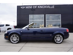 Used 2009 Audi A4 2dr Cabriolet Auto 2.0T Quattro *Lt Convertible for sale in Knoxville, TN