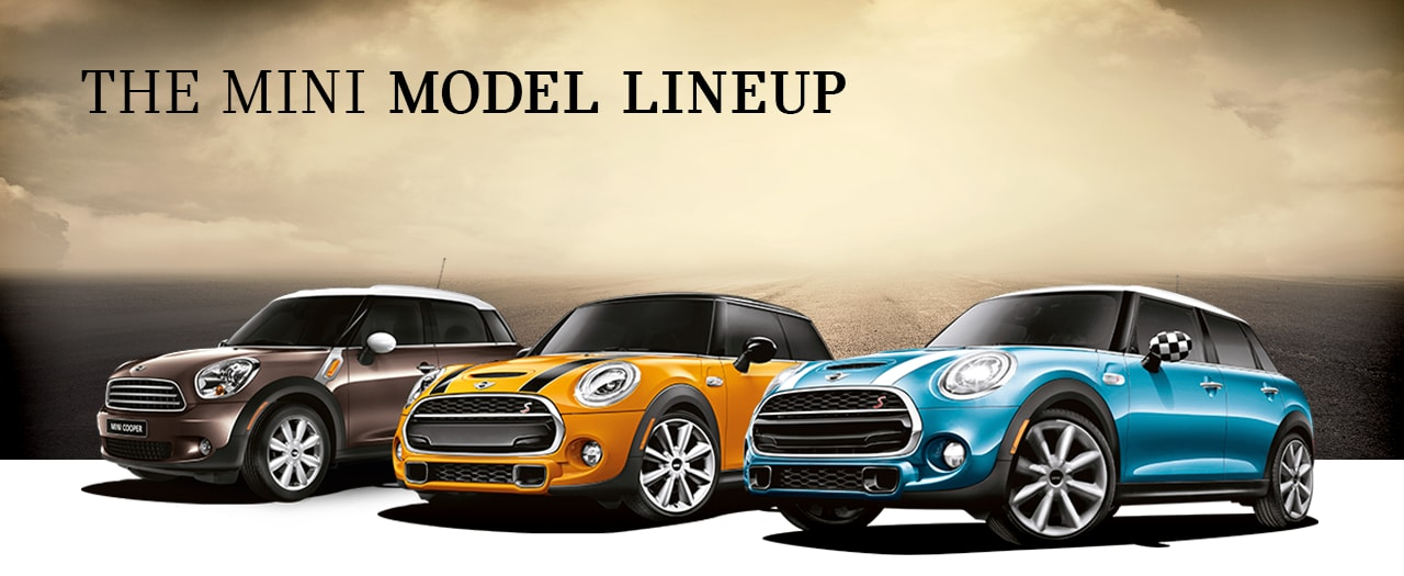 Mini Cooper Models >> Mini Models Features Mini Of Knoxville