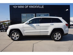 2012 Jeep Grand Cherokee 4WD 4dr Overland SUV
