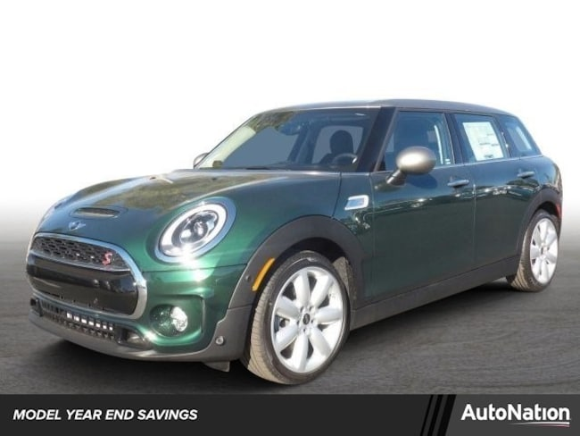 2018 MINI Clubman Cooper S 4dr Car