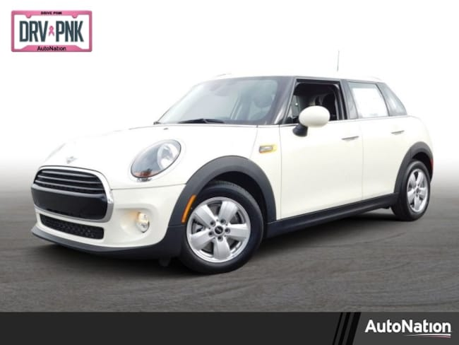 2019 MINI Hardtop 4 Door Cooper 4dr Car