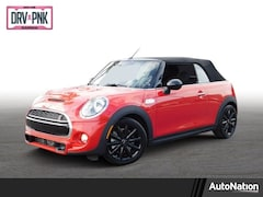 2019 MINI Convertible Cooper S 2dr Car