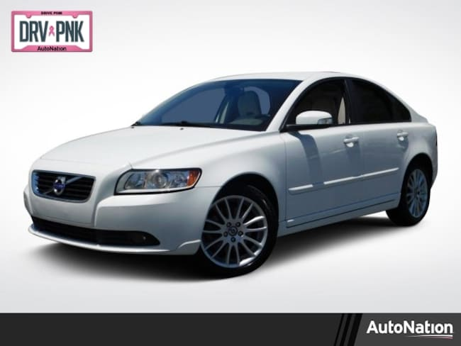 2011 Volvo S40 4dr Car