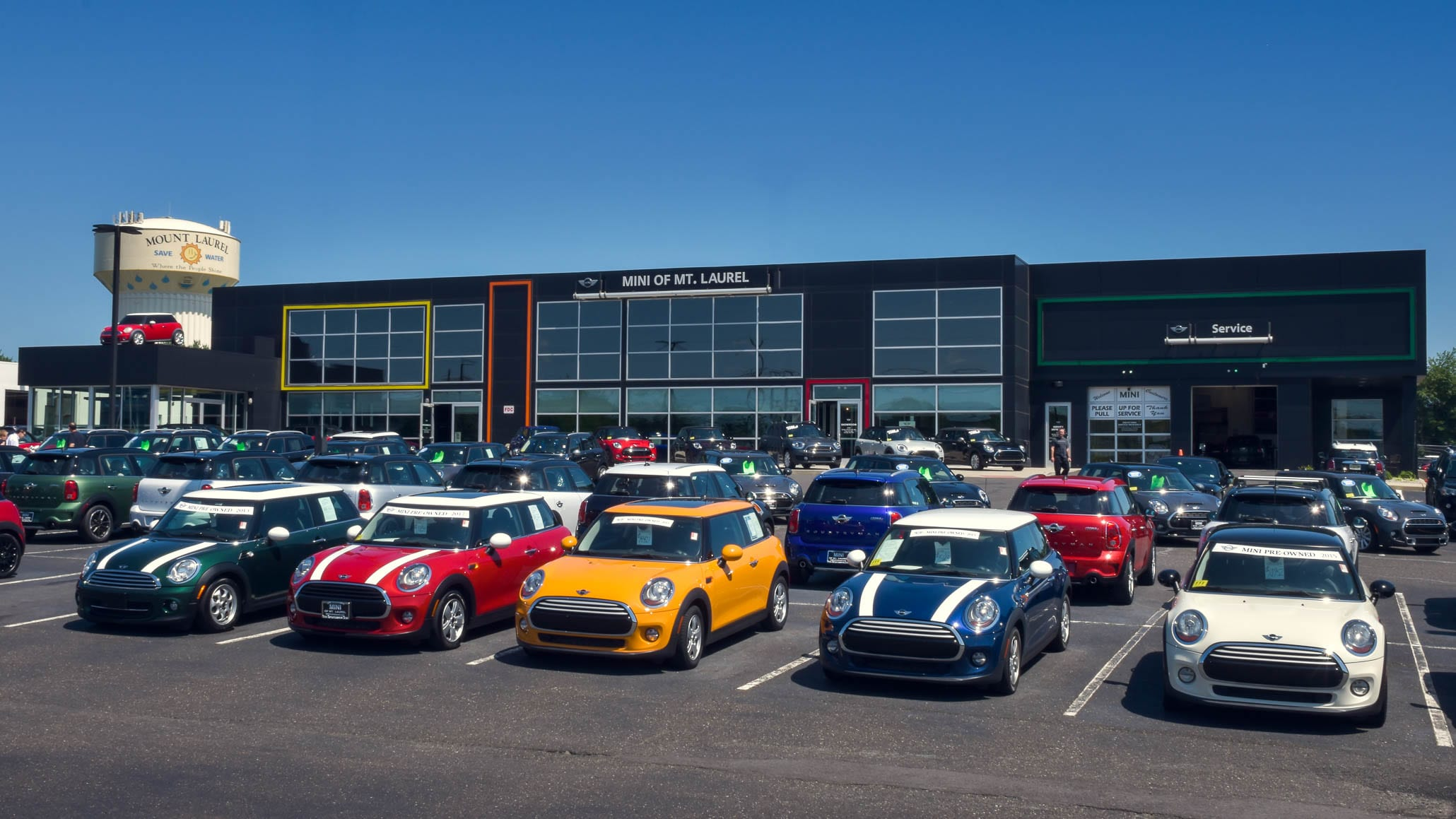 Mini Of Mount Laurel Mini Dealership In Mount Laurel Nj