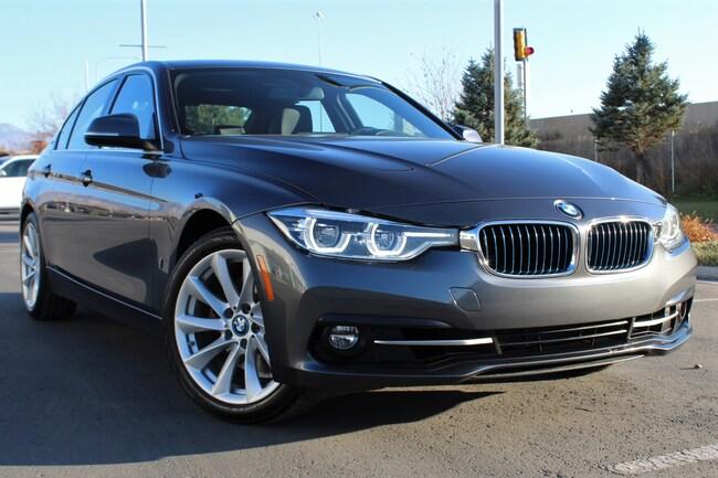 2018 BMW 330e Plug-In Hybrid Sedan