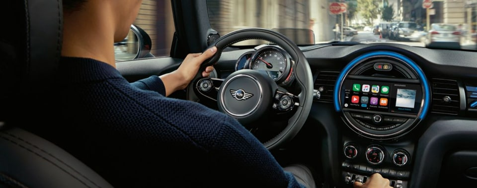 2019 MINI Cooper Hardtop driving performance