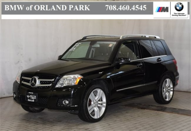 Used 2012 Mercedes Benz Glk 350 For Sale At Zeigler Alfa Romeo Of