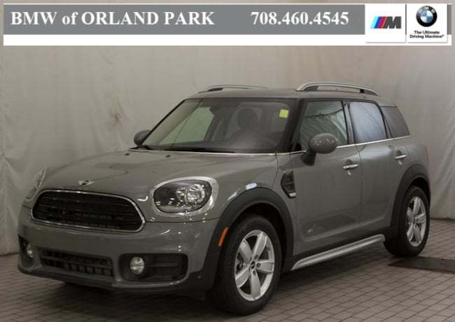 New 2018 Mini Countryman For Sale At Mini Of Orland Park Vin