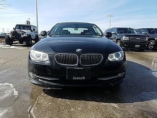 2011 BMW 328i xDrive Coupe