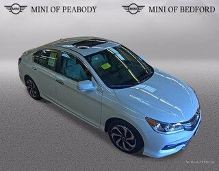 2016 Honda Accord 4dr I4 CVT EX w/Honda Sensing Sedan
