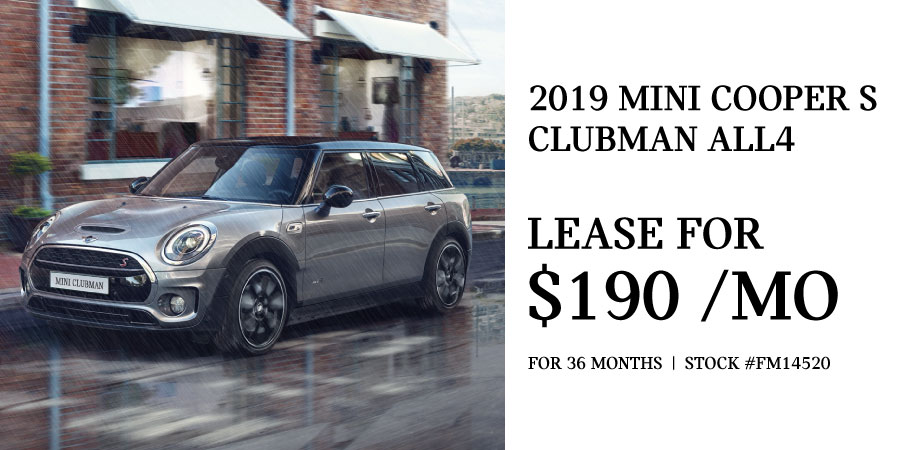 Lease Specials Near Me >> Mini Cooper Specials New Mini For Sale Near Me North Shore