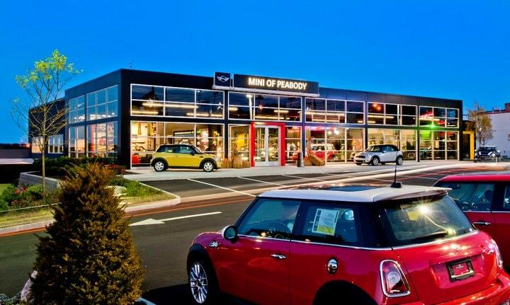 Mini Cooper Dealers >> Mini Of Peabody Massachusetts Mini Cooper Dealers Peabody Ma