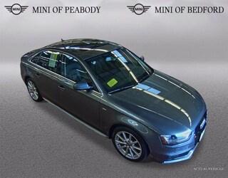 2015 Audi A4 4dr Sdn Auto Quattro 2.0T Premium P Sedan