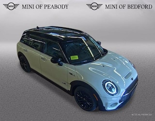 2021 MINI Clubman Cooper S ALL4 Station Wagon