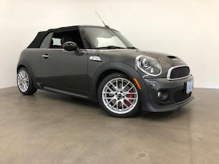 Certified Pre-Owned 2015 MINI Convertible John Cooper Works Convertible For Sale in Portland, OR