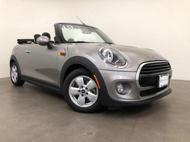 Used 2019 MINI Convertible Cooper Convertible For Sale in Portland, OR