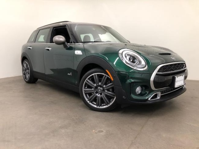Used 2019 MINI Clubman Cooper S Iconic Wagon For Sale in Portland, OR