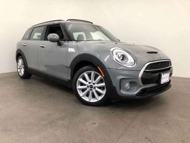 Certified Used 2017 Mini Clubman For Sale Portland Or