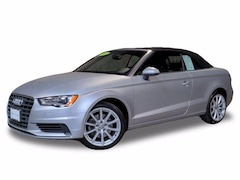 Used 2015 Audi A3 1.8T Premium Plus (S tronic) Cabriolet For Sale in Portland, OR