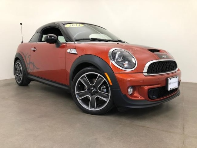 Used 2014 Mini Coupe For Sale Portland Or Vin Wmwsx3c55et409319