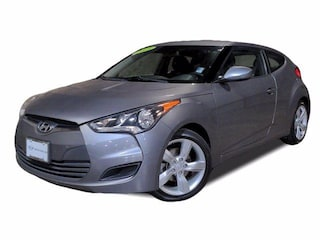2015 Hyundai Veloster Base Hatchback